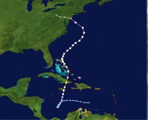 Hurricane Sandy: a true perfect storm 1