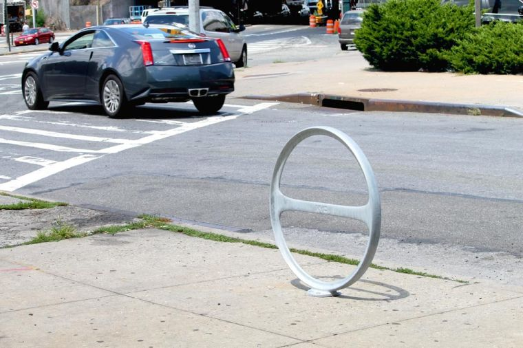 Bicycle racks are coming to Jamaica 1