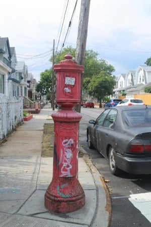 Woodhaven declares war on mailbox graffiti 2