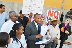 No new liquor store for Springfield Gardens