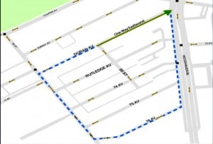 Neighbors dispute Doran Ave. study  1
