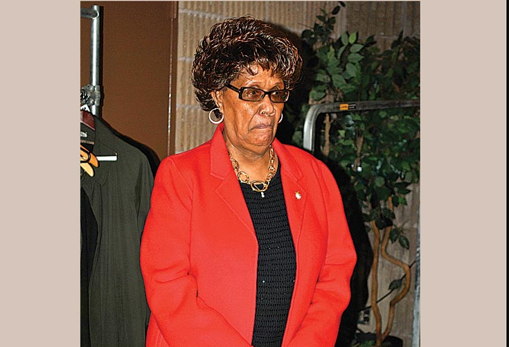 Ex-Sen. Shirley Huntley pleads guilty to fraud 1