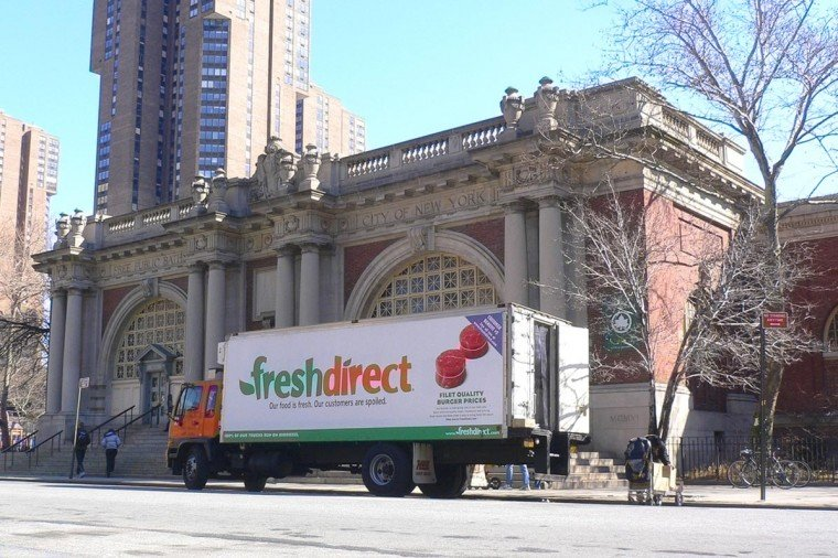 FreshDirect to leave LIC 1
