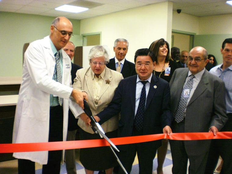 Flushing Hospital adds new facility 1