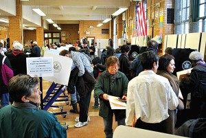 Voter turnout saw big drop in South Queens 1