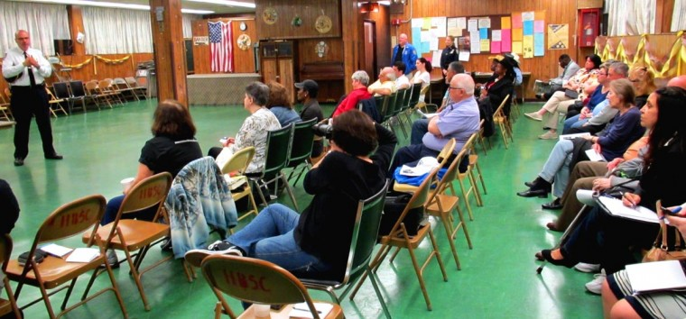 Bus changes, thefts tops talk at Alliance 1
