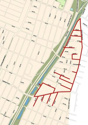 Laurelton flood relief project slated for '16 1
