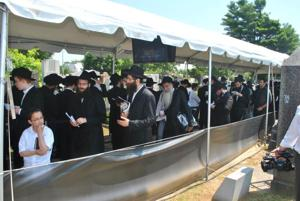 Rebbe celebrated two decades later 2