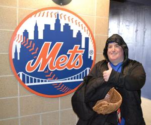 Mets fans kick off the 2014 season