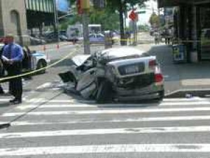 Hit-And-Run Injures Five On Queens Blvd.