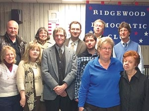 R'wood Dems host officials 1