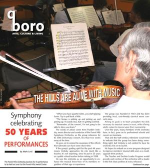 Forest Hills Symphony celebrating 50 years of performances 1