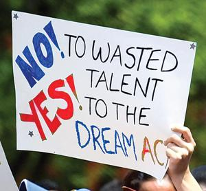 DREAM Act is both good policy and good politics 2
