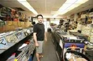 Indie Record Shops Retool In Fight Against Downloading