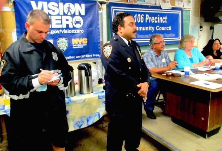 Cops cuffing dozens in crime crackdown 1
