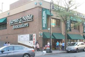 Forest Hills eulogizes Barnes & Noble store 1