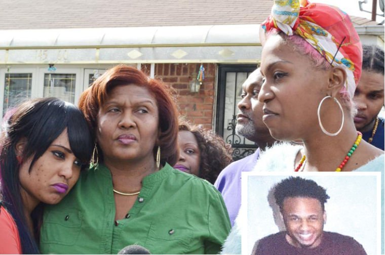 Family forgives man held in teen's slaying 1