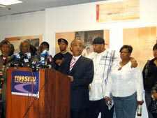 Sharpton Calls For Demonstrations