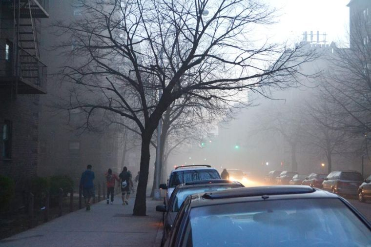 Flames rip through Jackson Heights 2