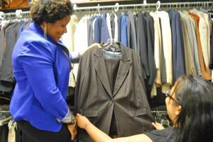 Helping women, one pantsuit at a time 1