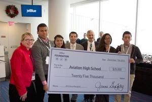 JetBlue banks on Aviation HS 1