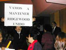 Loud And Clear: Ridgewood Residents Say No To Brooklyn