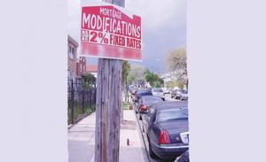 Bigger fines asked for illegal signs 1