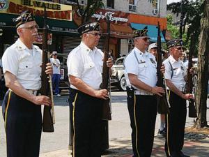Parade celebrates 75 years of history 1