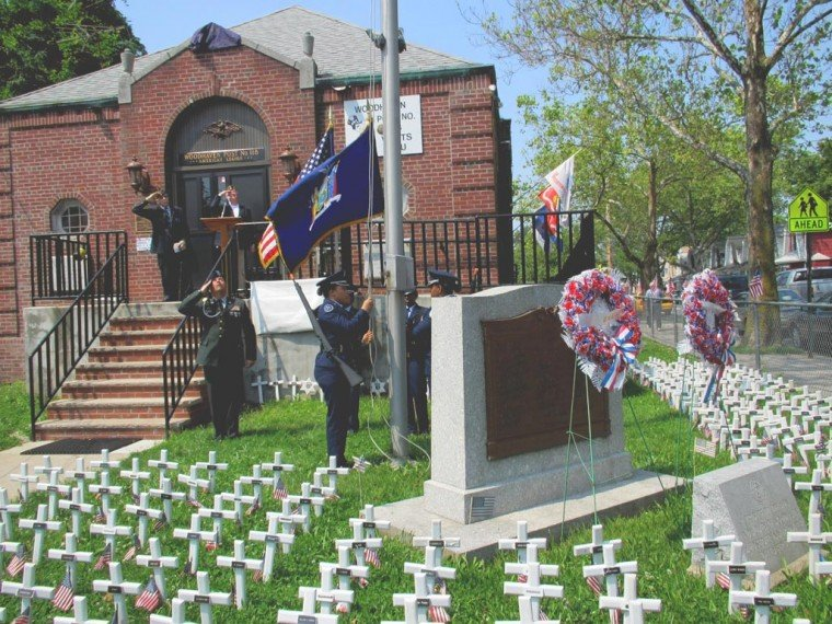 Woodhavens Post 118 honors Memorial Day 1