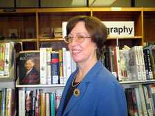 Bay Terrace's Own Named Librarian Of Year By NY Times