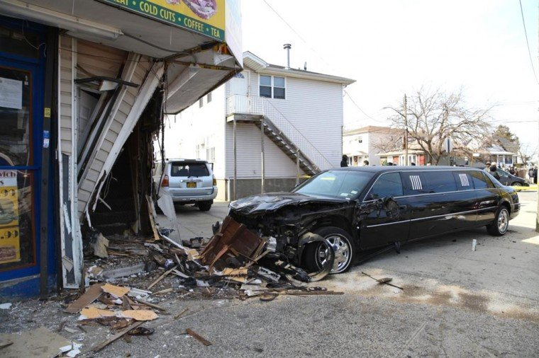 Bodega owner sues after funeral crash  1