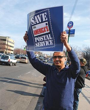 Pols and union officials decry possible job cuts 1