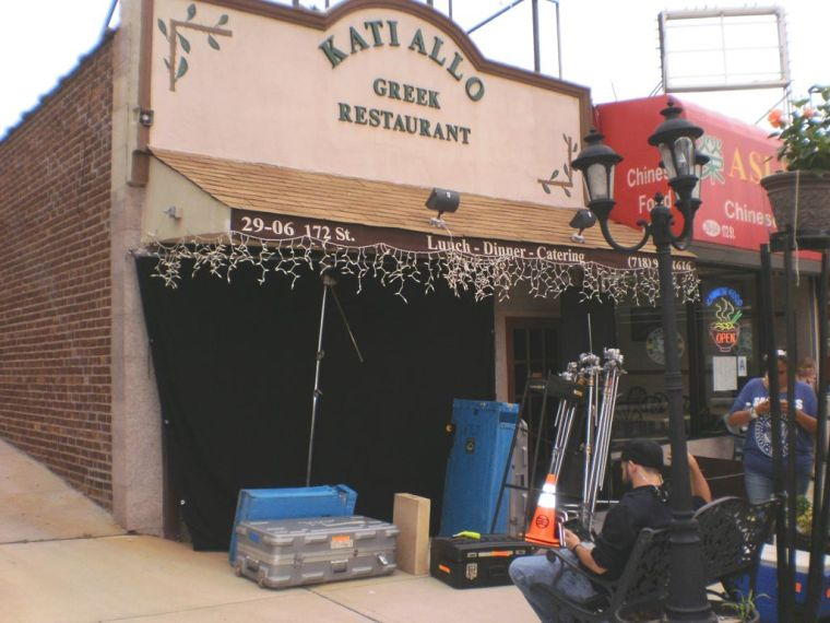 Bayside eatery gets a grilling 1