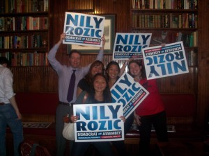 Rozic wins; will face Fuchs for Lancman's seat