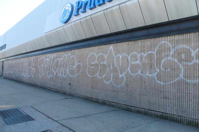 Vandals strike cars, wall in Lindenwood 1