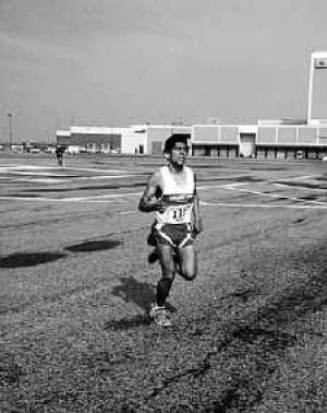 JFK Rotary Club Holds Run On Runways At Kennedy Airport
