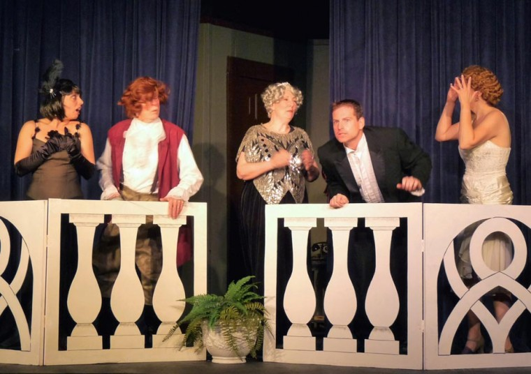 Laughs abound in Parkside Players' production of 'Moon Over Buffalo' 2