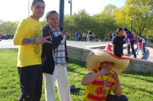Thousands celebrate Cinco de Mayo at Flushing Meadows Corona Park