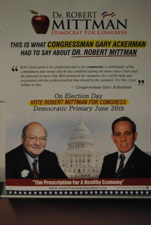 Queenswide: Candidate sends out mailer seen as misleading