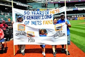 Citi Field hosts Banner Day for fans