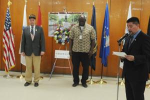 Woodside honors veterans past and present