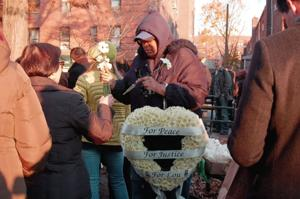 Murdered gay activist Lou Rispoli honored with candlelight vigil 2