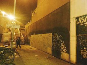 Flushing community to paint LIRR mural 1