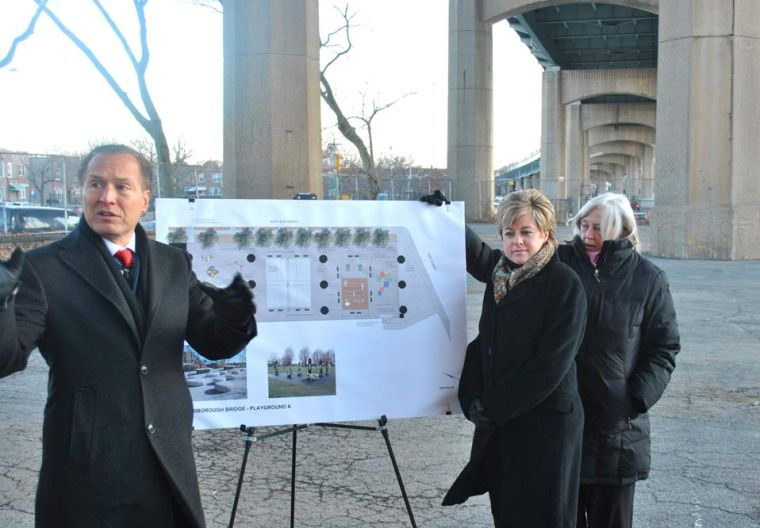 Astoria playground to get major face-lift 1