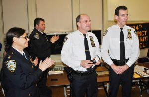 NYPD taps new COs for two precincts 1
