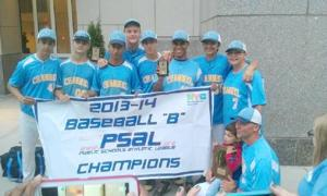 Beach Channel wins first ever baseball title 1