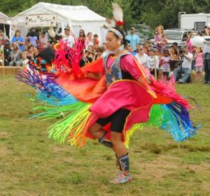 Queens County Farm hosts Mid-Summer Pow-Wow