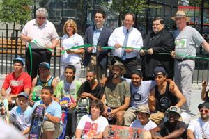 London Planetree skate park opens 1