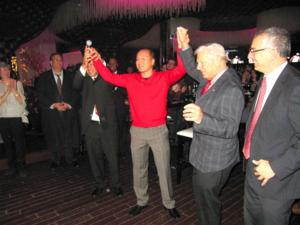 Peter Vallone jr. announces borough president run 1