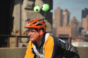 5 Boro Bike Tour flooded Queens by way of the Queensboro Bridge